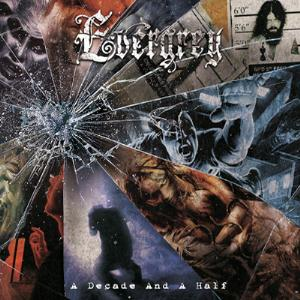 Evergrey A Decade And A Half CD album cover