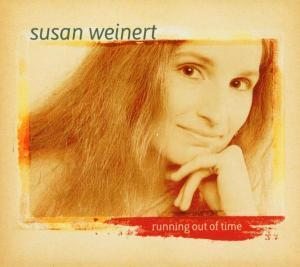Susan Weinert Band - Running Out Of Time CD (album) cover