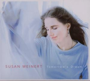 Susan Weinert Band - Tomorrows Dream CD (album) cover