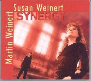 Susan Weinert Band - Synergy CD (album) cover