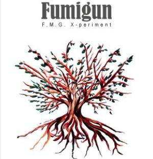 Fumigun - F.m.g. X-periment CD (album) cover