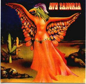 Ave Sangria - Ave Sangria CD (album) cover
