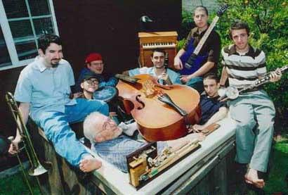 RABBINICAL SCHOOL DROPOUTS image groupe band picture