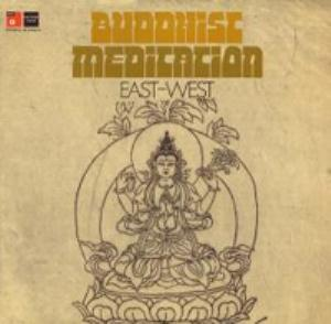 Peter Michael Hamel - Buddhist Meditation East West CD (album) cover