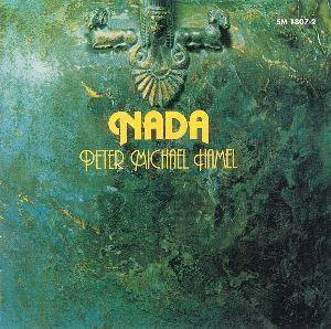 Peter Michael Hamel - Nada CD (album) cover