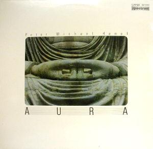 Peter Michael Hamel - Aura CD (album) cover