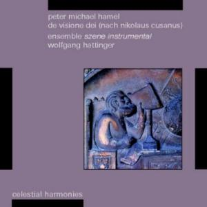 Peter Michael Hamel - De Visione Dei CD (album) cover