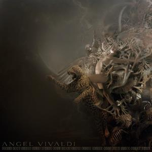 Angel Vivaldi - Away With Words Part 1 CD (album) cover