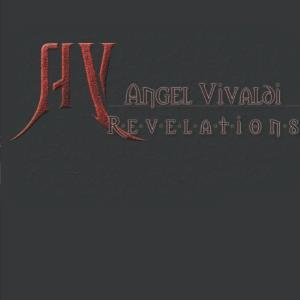 Angel Vivaldi - Revelations CD (album) cover