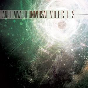 Angel Vivaldi - Universal Voices CD (album) cover