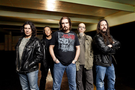 DREAM THEATER image groupe band picture