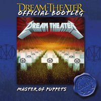 Dream Theater - Master Of Puppets CD (album) cover