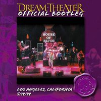 Dream Theater - Los Angeles, California 5.18.98 CD (album) cover