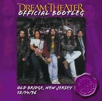 Dream Theater - Old Bridge, New Jersey (12/14/96) CD (album) cover