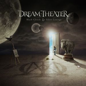 DREAM THEATER - Black Clouds & Silver Linings CD album cover