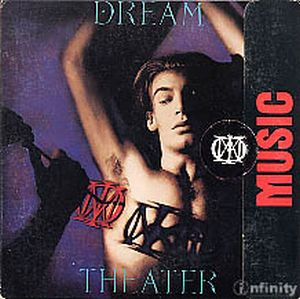 Dream Theater - Status Seeker CD (album) cover