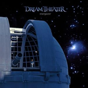 Dream Theater - Stargazer CD (album) cover
