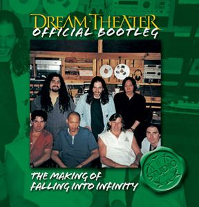 Dream Theater - The Making Of Falling Into Infinity CD (album) cover