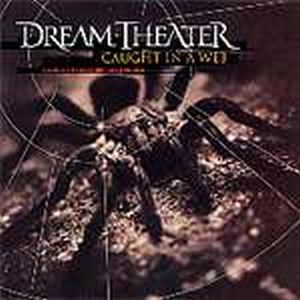 Dream Theater - Caught In A Web CD (album) cover