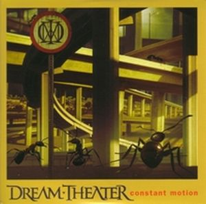 Dream Theater - Constant Motion CD (album) cover