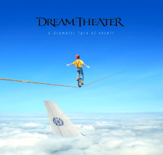 Dream Theater - A Dramatic Turn Of Events CD (album) cover