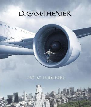 DREAM THEATER - Live At Luna Park CD (album) cover