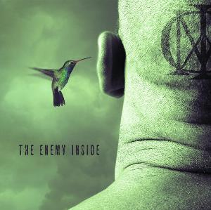 Dream Theater - The Enemy Inside CD (album) cover