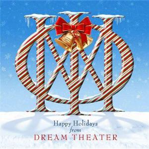 Dream Theater - Happy Holidays CD (album) cover