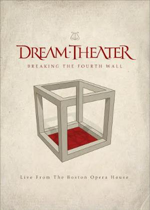 Dream Theater - Breaking The Fourth Wall (live From The Boston Opera House) DVD (album) cover