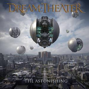 Dream Theater - The Astonishing CD (album) cover