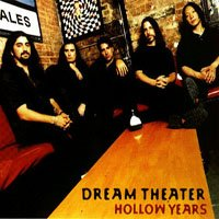 Dream Theater - Hollow Years CD (album) cover
