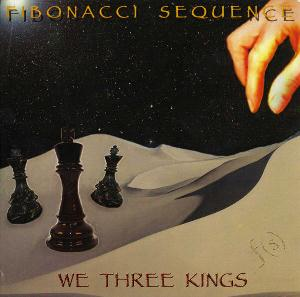 Fibonacci Sequence - We Three Kings CD (album) cover