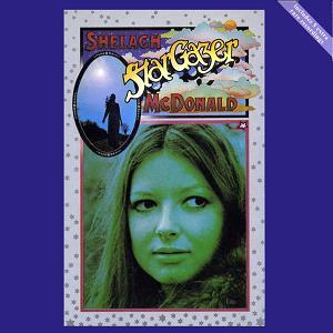 Shelagh Mcdonald - Stargazer CD (album) cover
