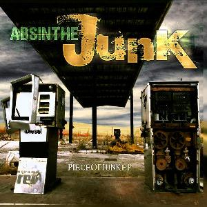 Absinthe Junk - Piece Of Junk CD (album) cover