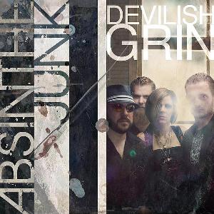 ABSINTHE JUNK - Devilish Grin CD album cover