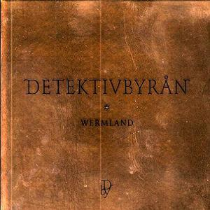 Detektivbryan - Wermland CD (album) cover