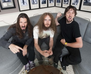 THE ARISTOCRATS image groupe band picture