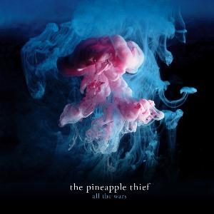 The Pineapple Thief - All The Wars CD (album) cover