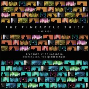 The Pineapple Thief - Live 2014 CD (album) cover