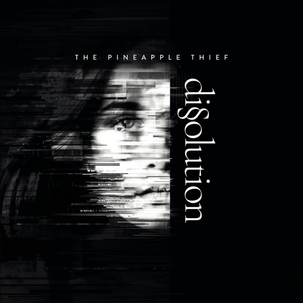 THE PINEAPPLE THIEF - Dissolution CD album cover