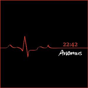 Anomus - 0,945833333333333 CD (album) cover