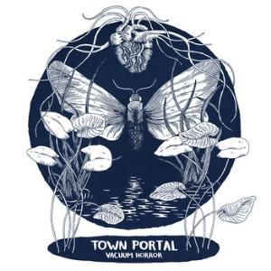 Town Portal - Vacuum Horror CD (album) cover