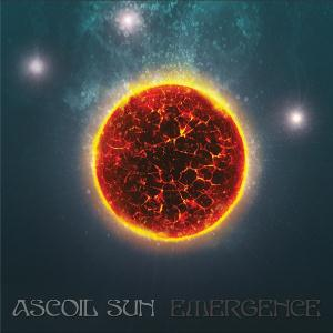 Ascoil Sun - Emergence CD (album) cover