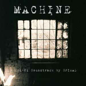 Spiral - Machine CD (album) cover