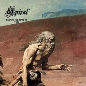 Spiral - Beyond The Edge Of Time CD (album) cover