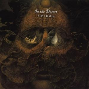 Spiral - In The Desert CD (album) cover