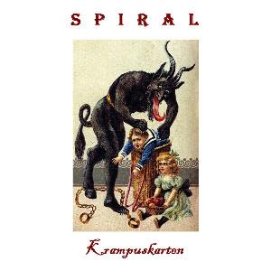 Spiral - Krampuskarten CD (album) cover