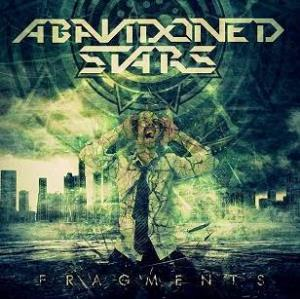 Abandoned Stars - Fragments CD (album) cover