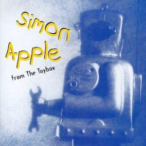 Simon Apple - From The Toybox CD (album) cover
