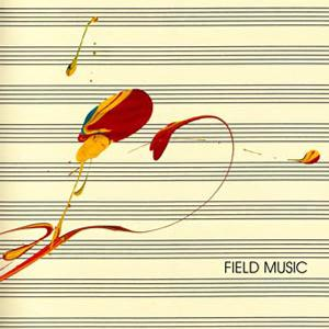 Field Music - Field Music (measure) CD (album) cover